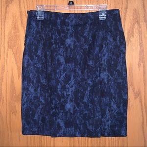 Blue Michael Kors Skirt